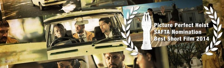 Picture Perfect Heist wins Best Short Film at SAFTA's
