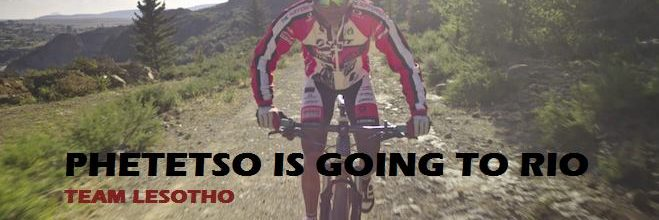 Phetetso Monese is going to Rio Olympics 2016